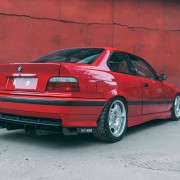BMW E36 Rear Diffuser M3 Fancywide DSC00015