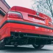 BMW E36 Rear Diffuser M3 Fancywide DSC00033