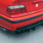 BMW E36 Rear Diffuser M3 Fancywide DSC00036