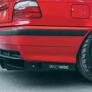 BMW E36 Rear Diffuser M3 Fancywide DSC00047