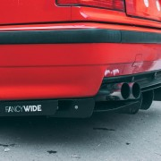 BMW E36 Rear Diffuser M3 Fancywide DSC00067
