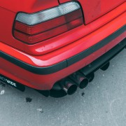 BMW E36 Rear Diffuser M3 Fancywide DSC00069