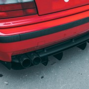 BMW E36 Rear Diffuser M3 Fancywide DSC00071