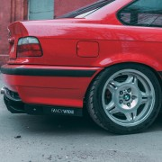 BMW E36 Rear Diffuser M3 Fancywide DSC00075